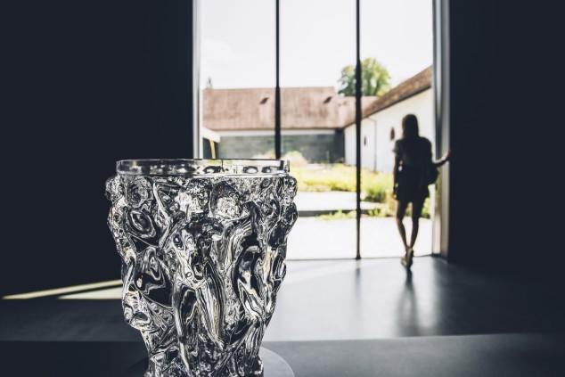 Visite de prestige au Musée Lalique