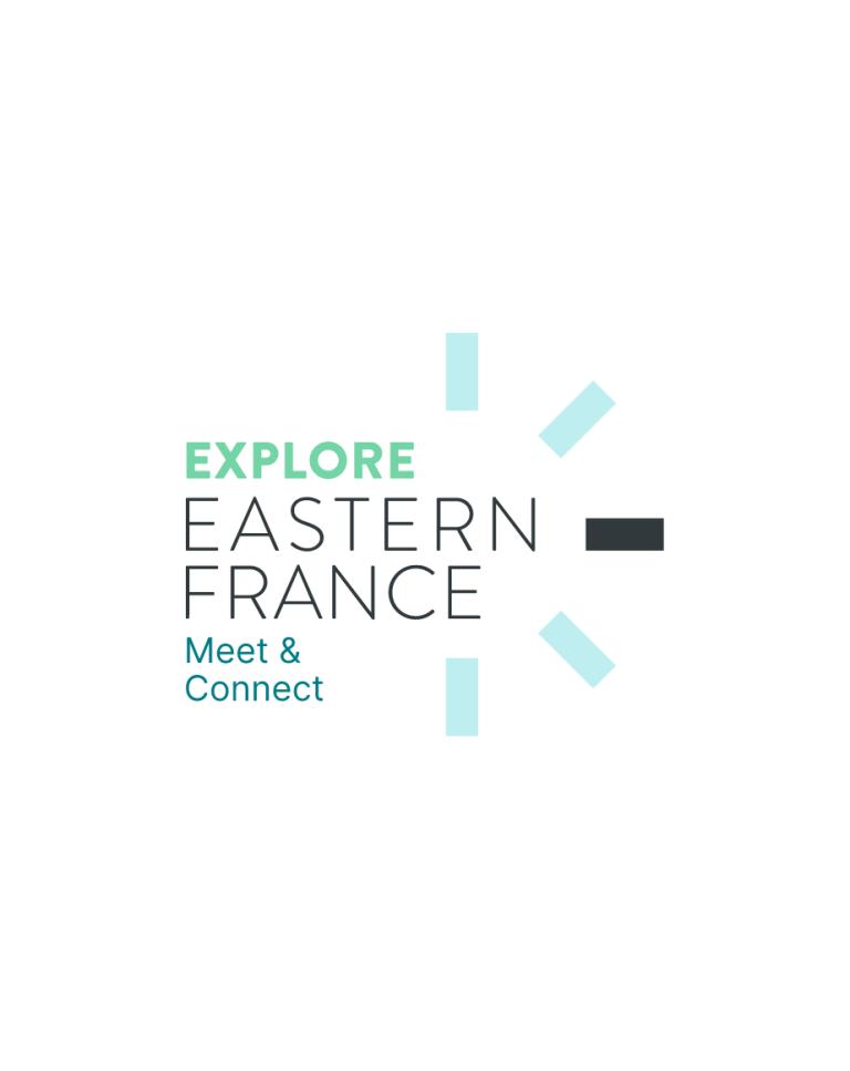 Logo Explore Grand Est Meet and Connect