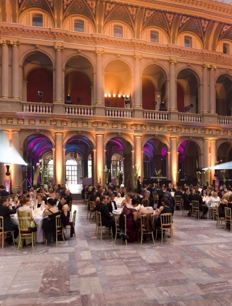 Evénement professionnel au Palais Universitaire de Strasbourg