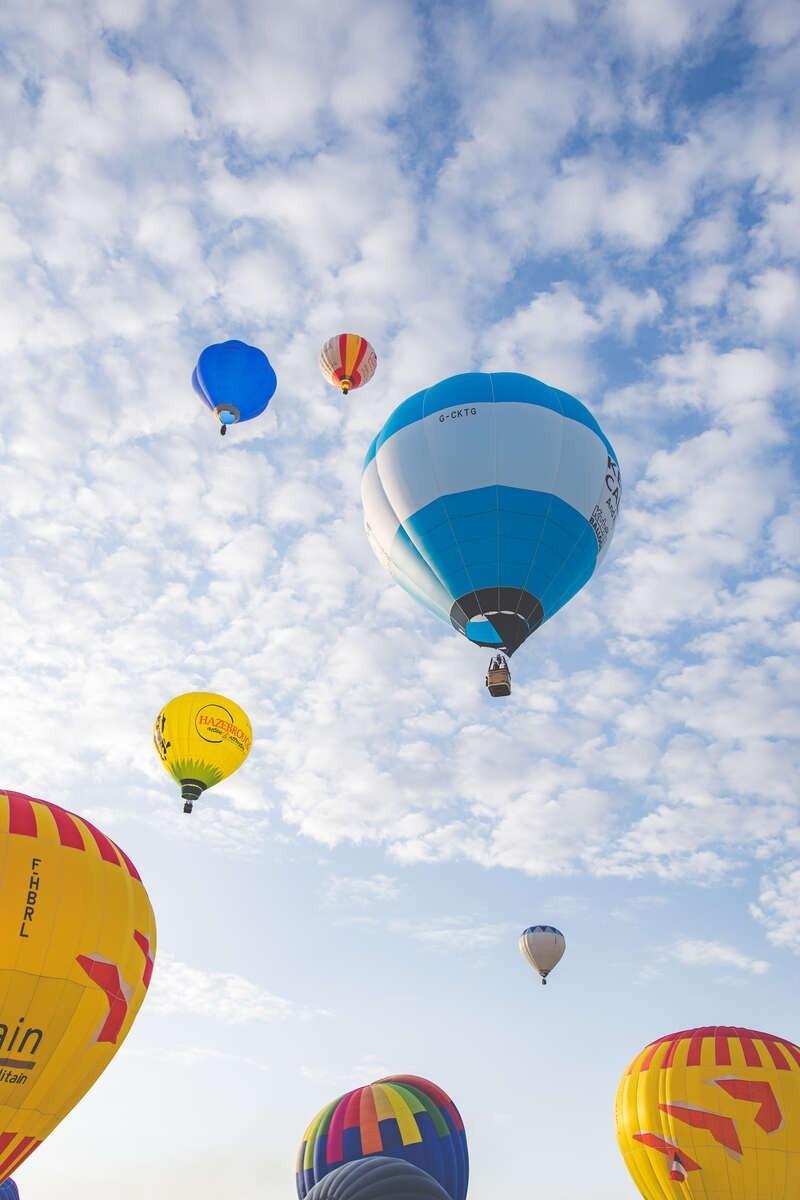 Grand Est Mondial Air Ballons - Montgolfières
