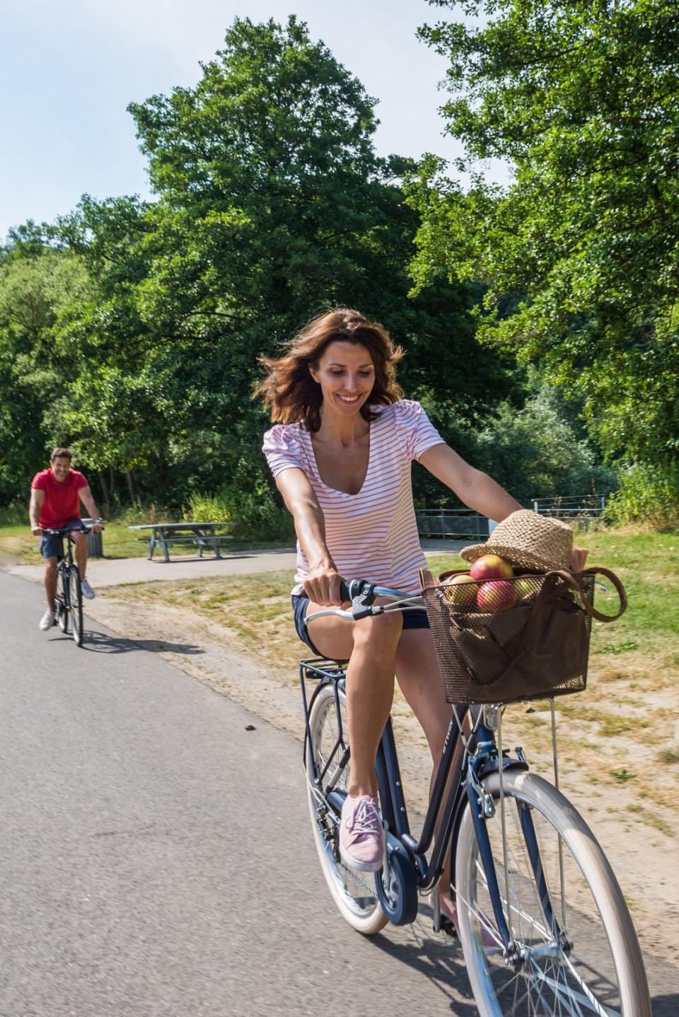 Boucle de la Moselle à vélo
