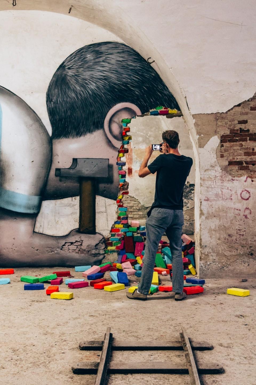 Visite du MAUSA Vauban, musée du street-art